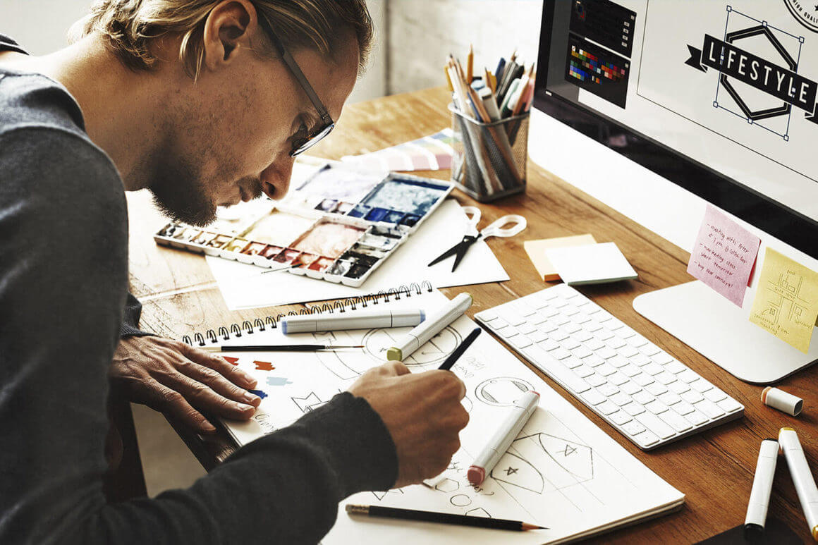 5 Tips to Becoming A Better Graphic Designer
