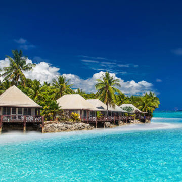 The Top Tropical Resorts in Fiji